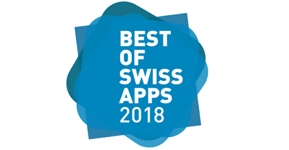 Best of Swiss Apps 2018